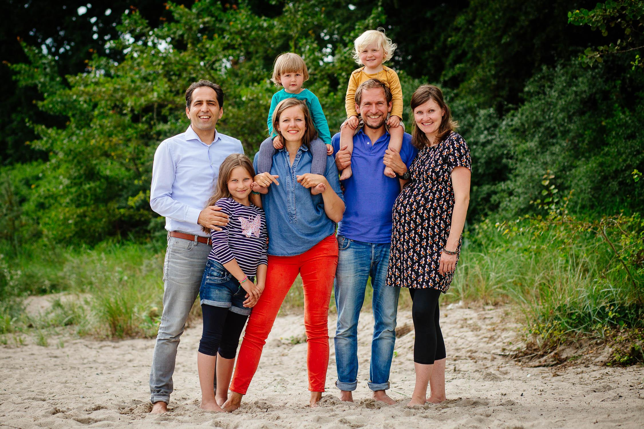 Familienshooting in Pelzerhaken 1