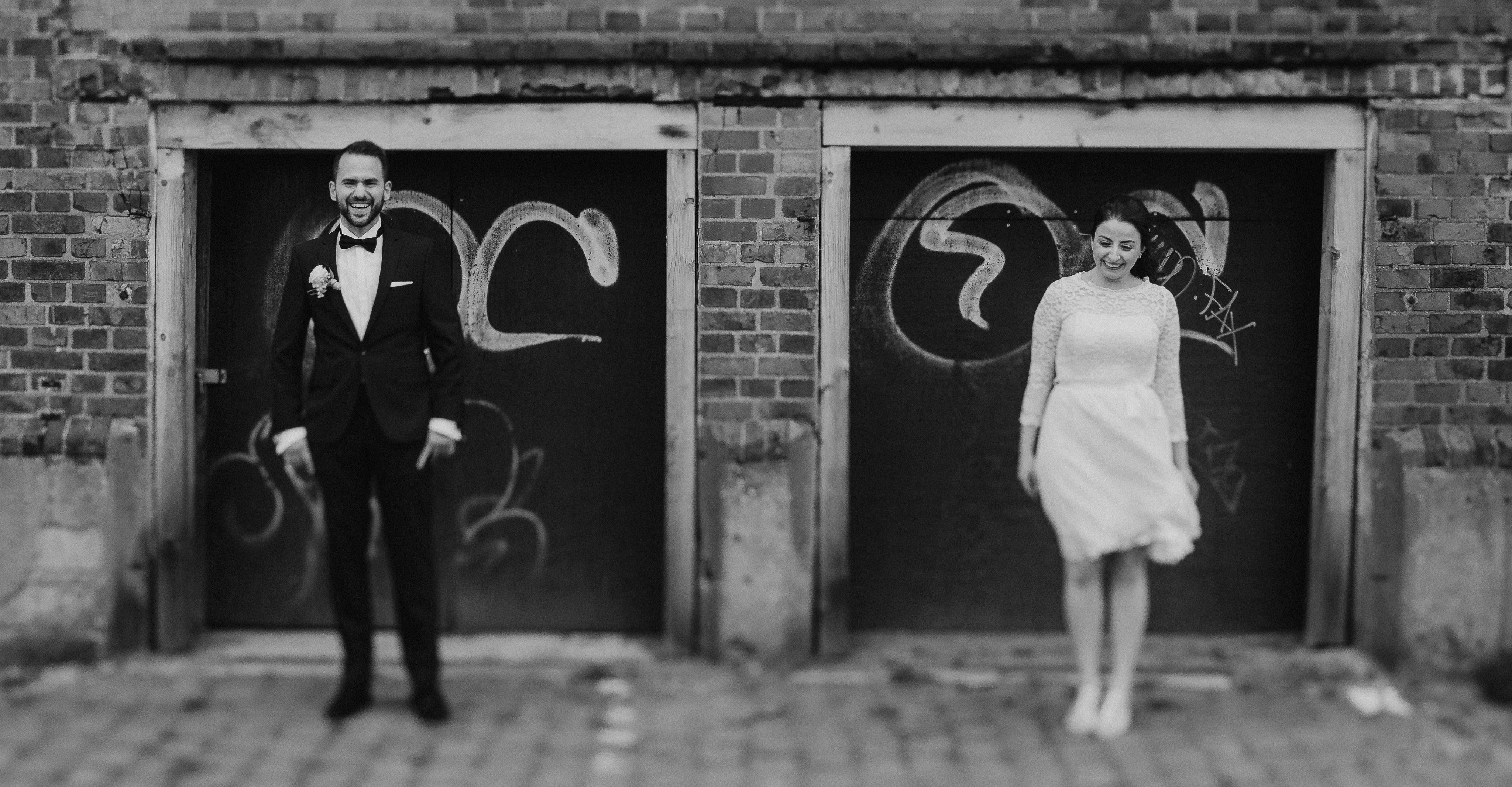 Hochzeit zu zweit in Lübeck 1