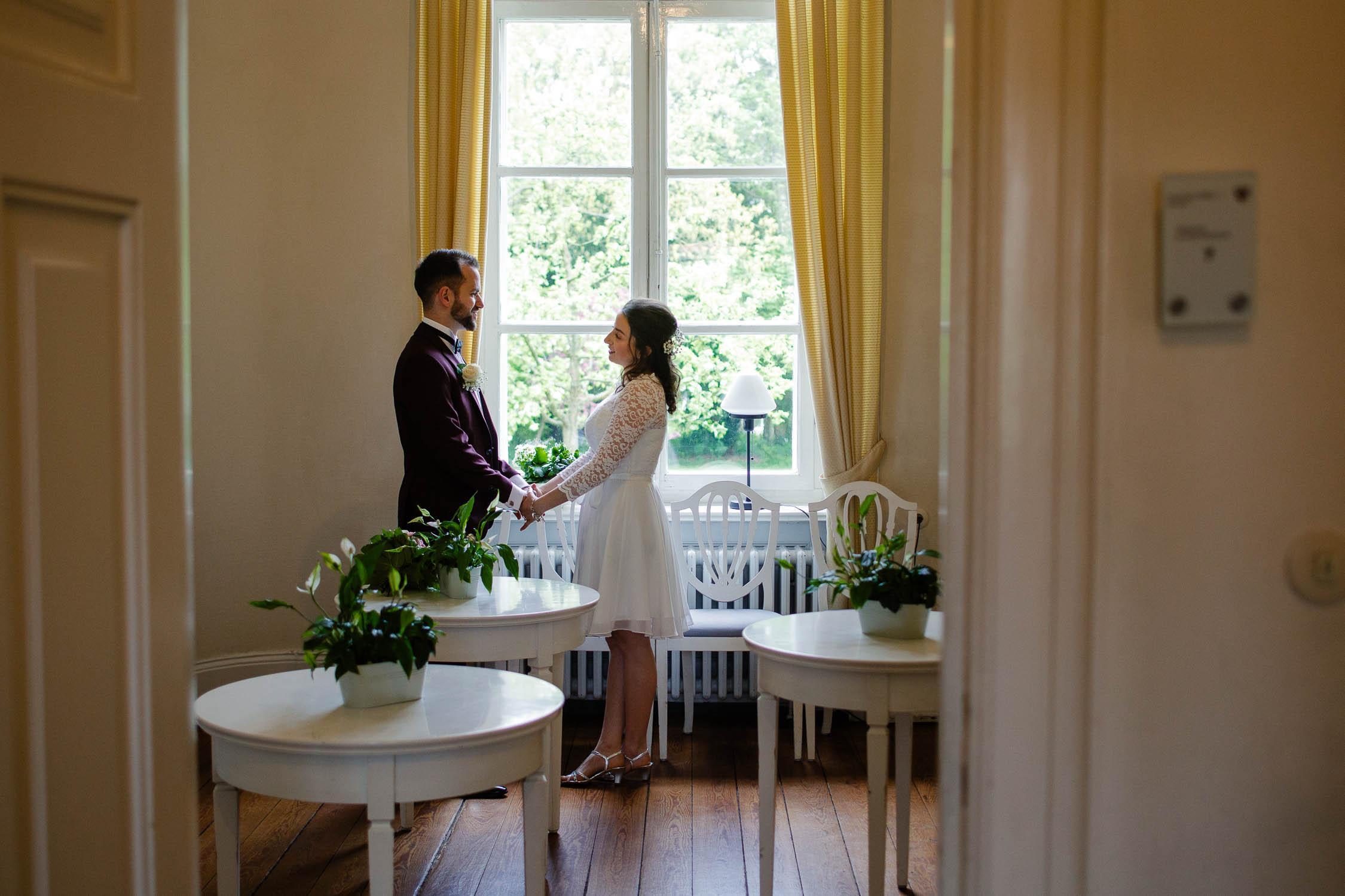 Hochzeit zu zweit in Lübeck 6
