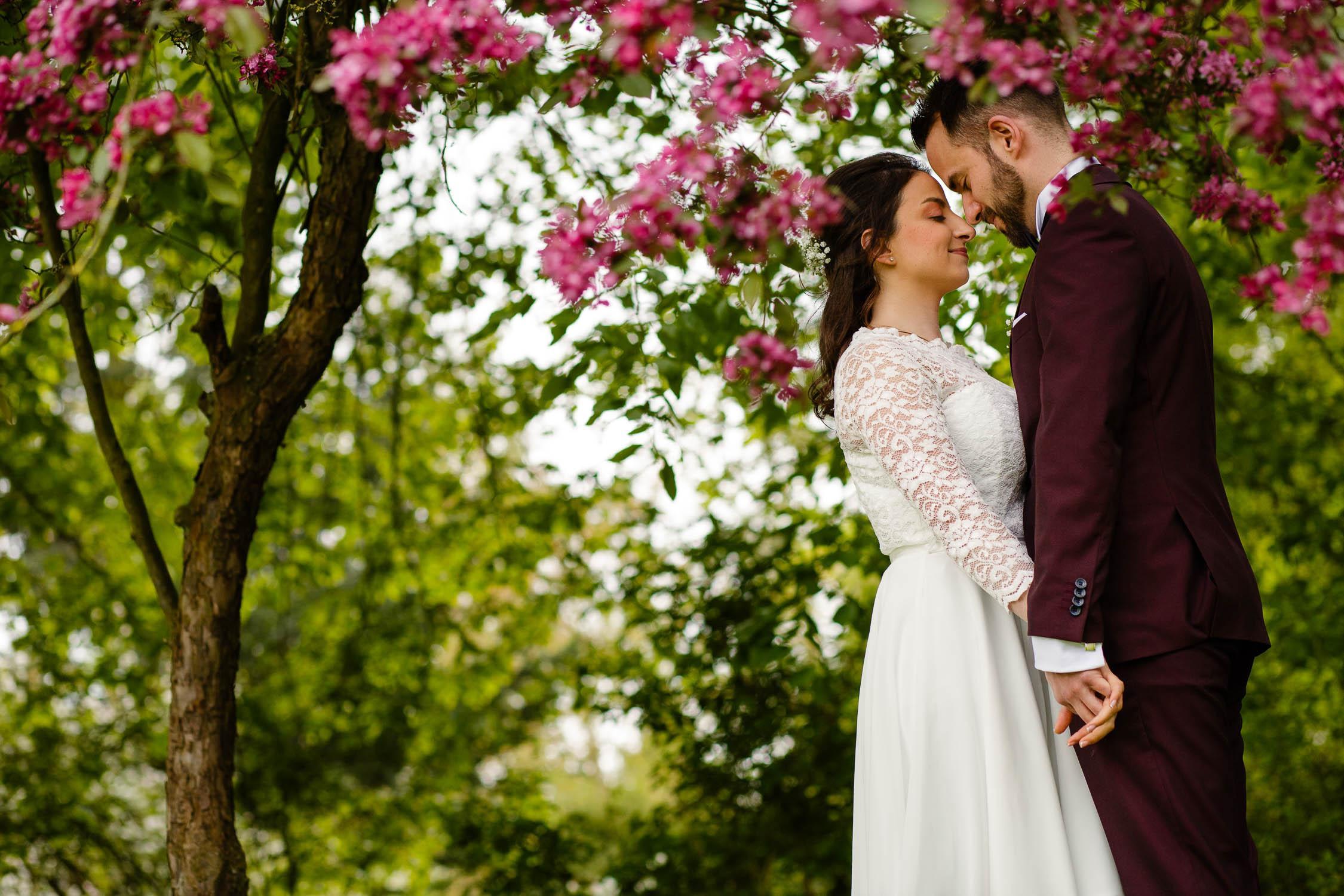 Hochzeit zu zweit in Lübeck 2