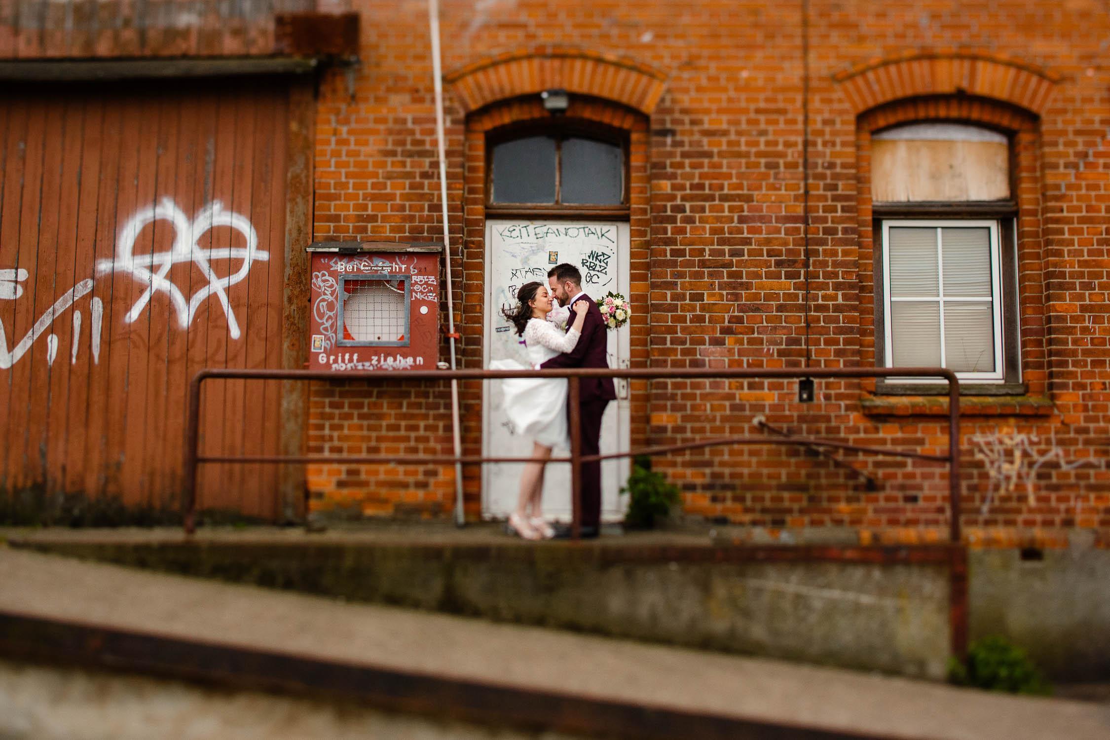 Hochzeit zu zweit in Lübeck 17