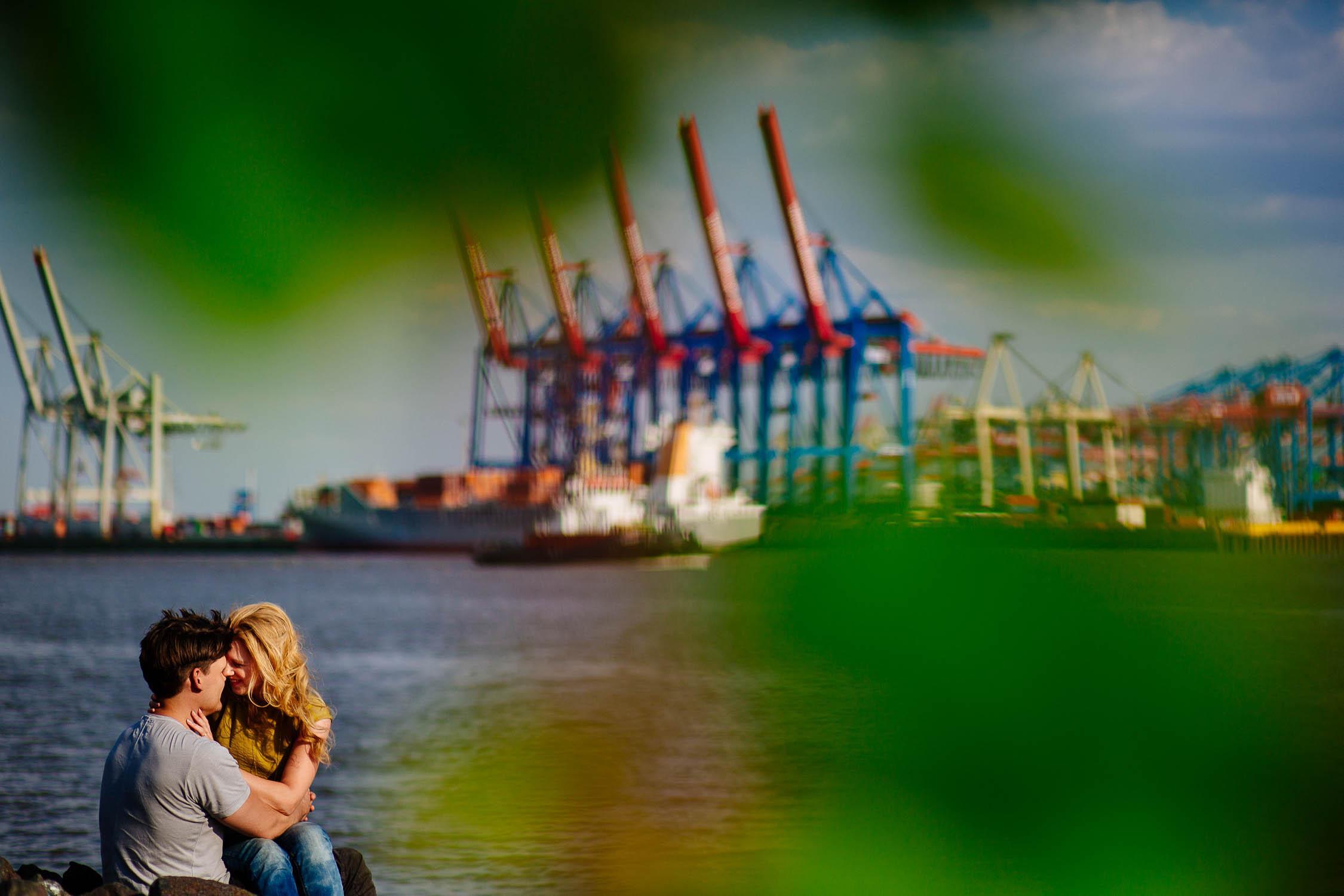 Paarshooting Hamburg Hafencity 9