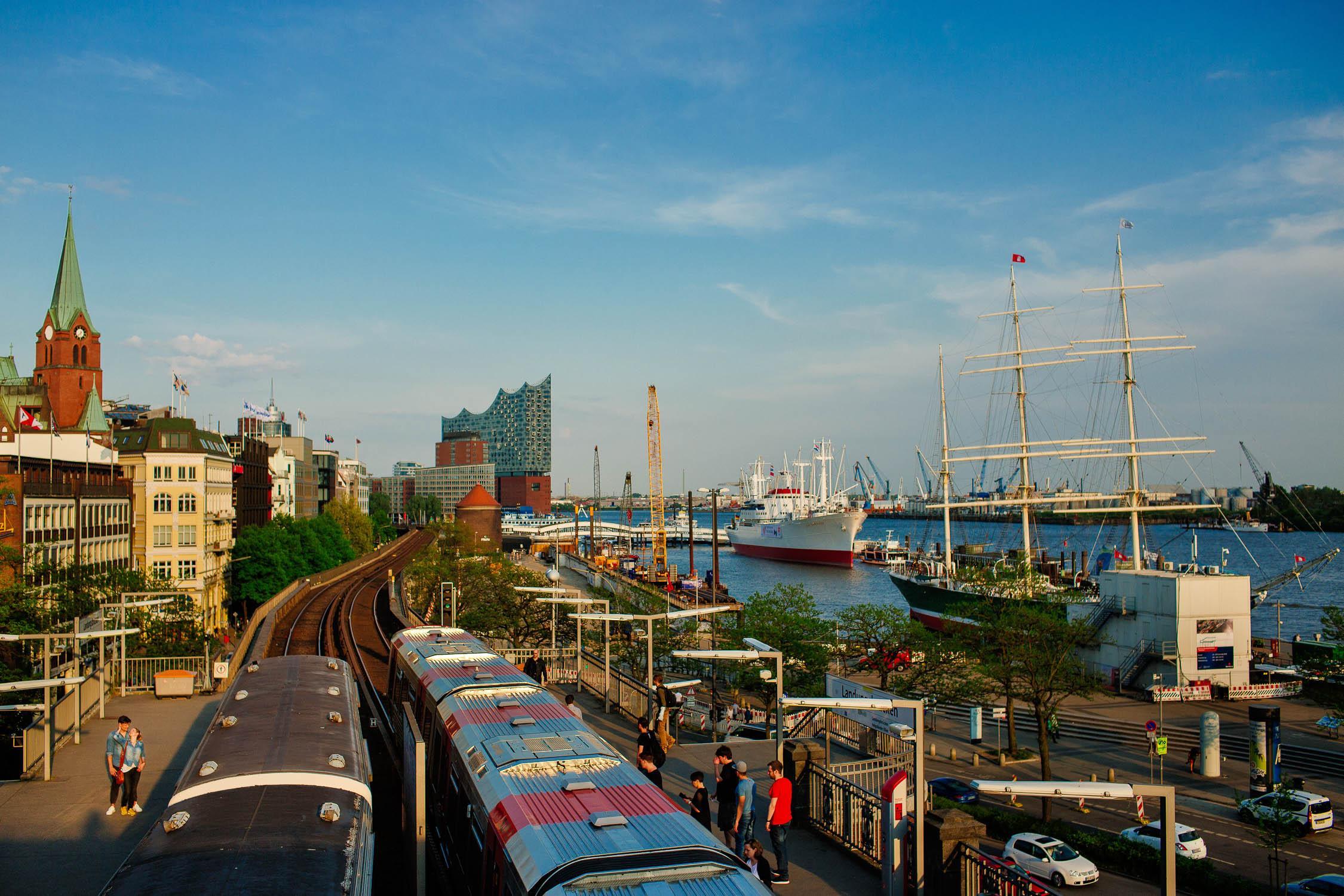 Paarshooting Hamburg Hafencity 3