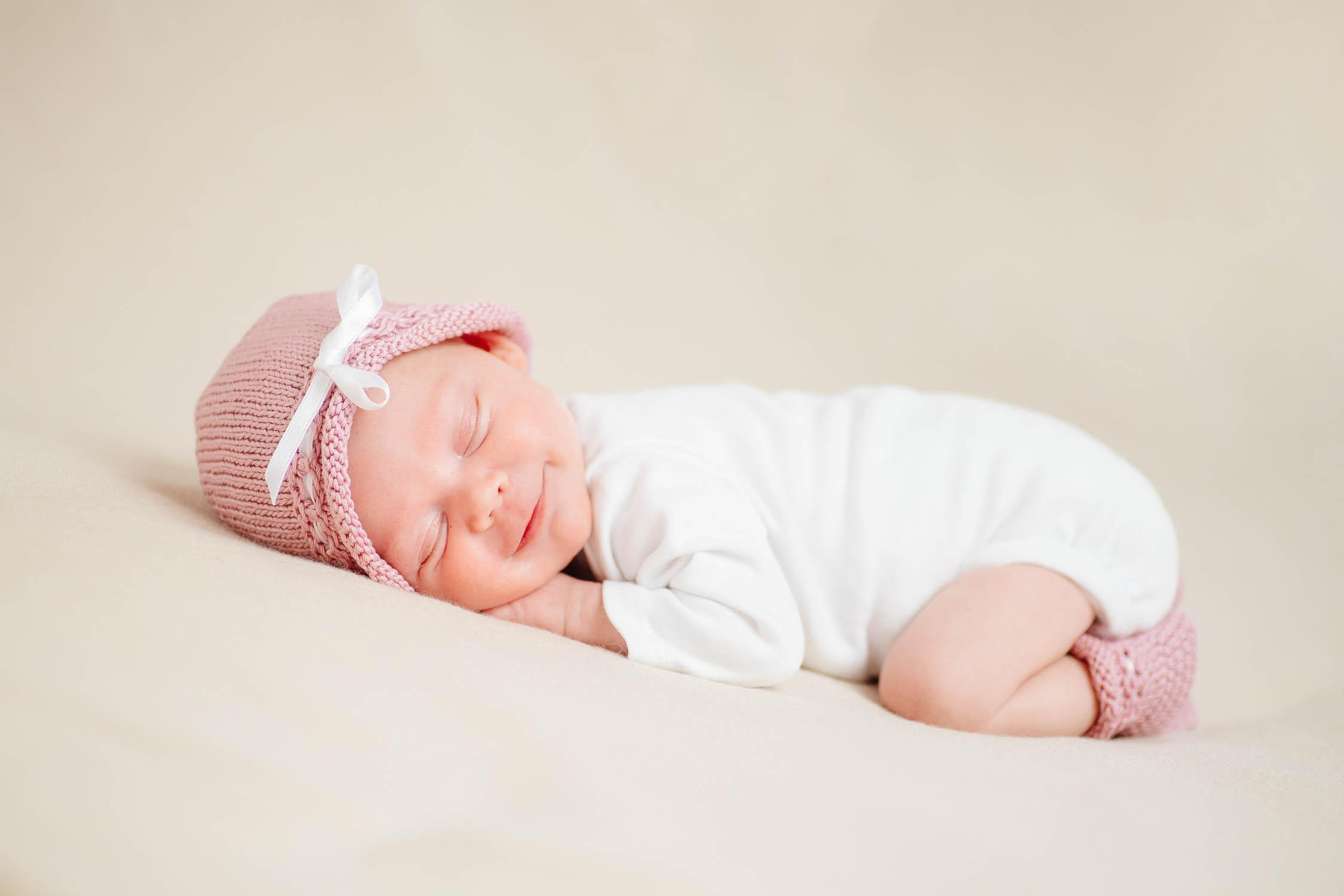 Baby Fotoshooting zuhause 5