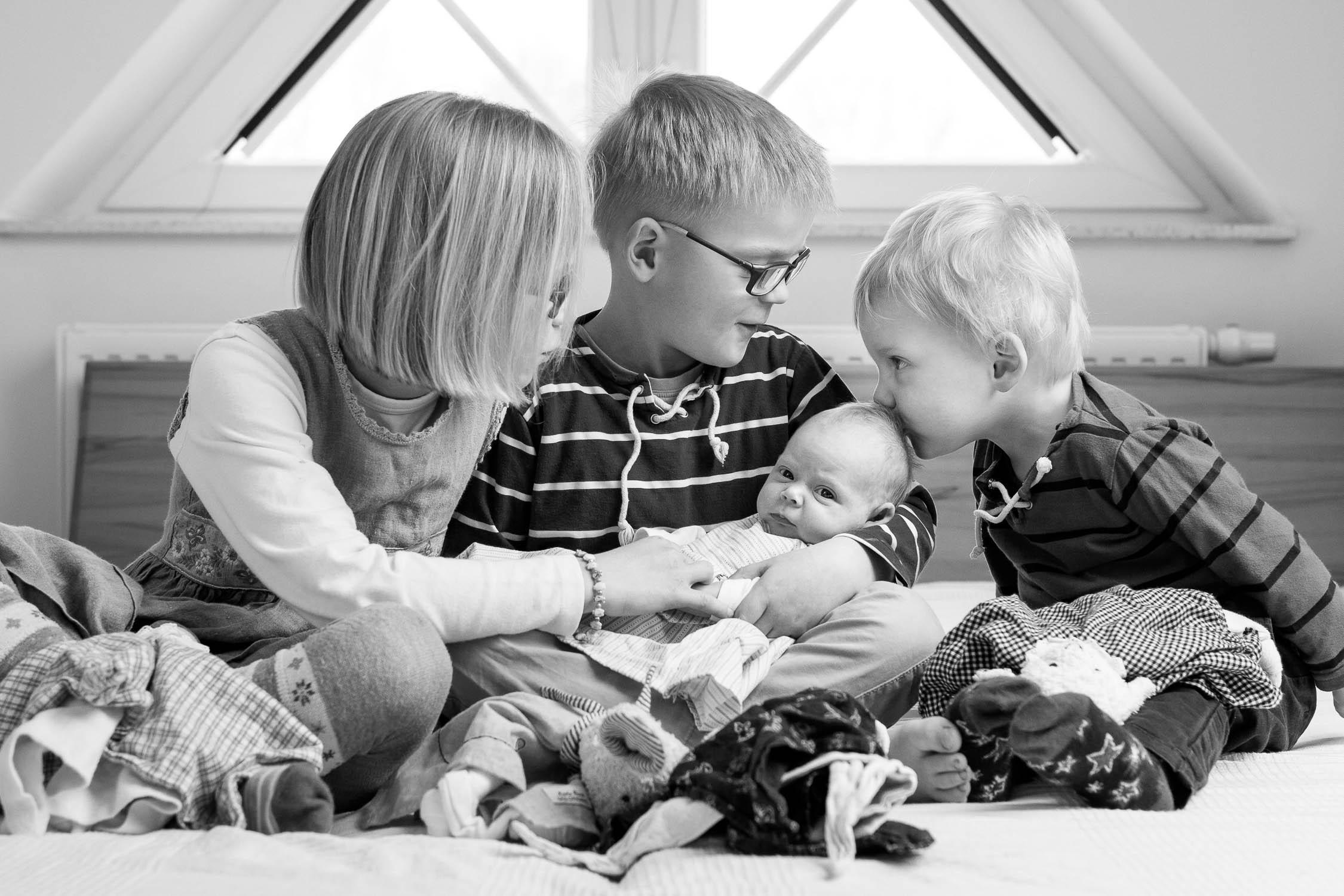 Baby Fotoshooting zuhause 19
