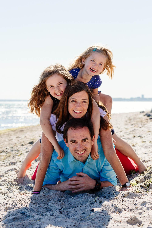 Familien Fotoshooting in Pelzerhaken 29
