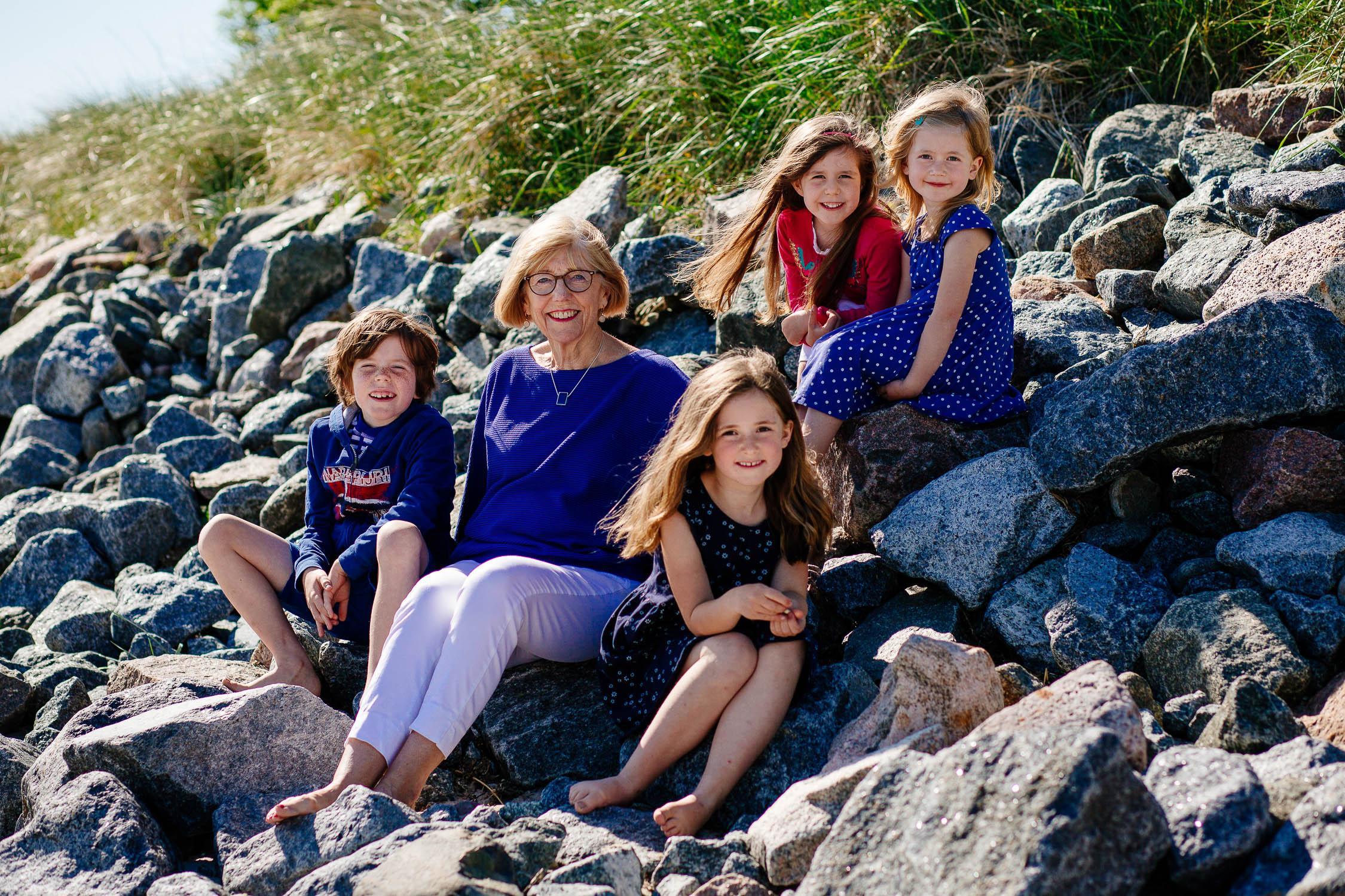 Familien Fotoshooting in Pelzerhaken 13
