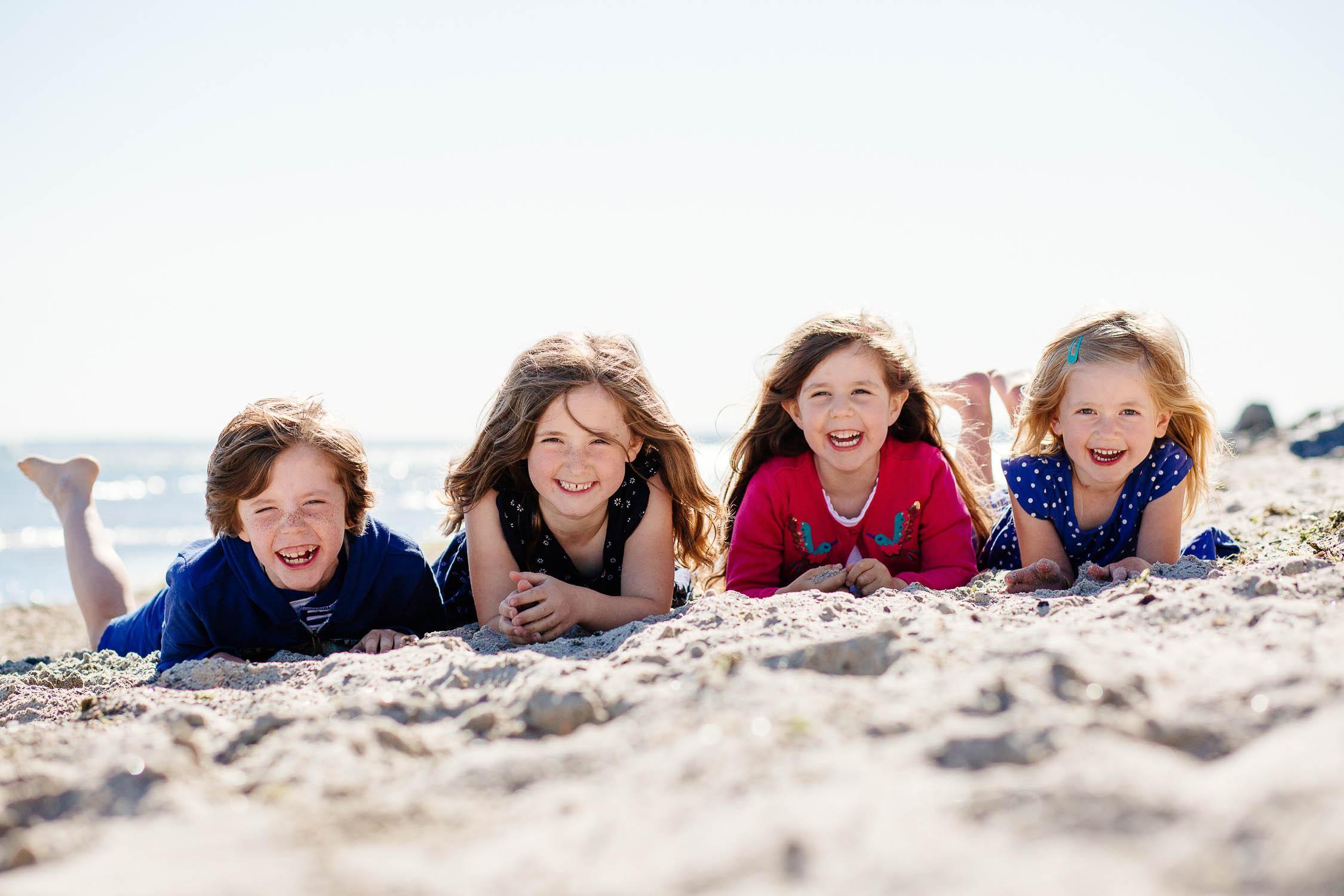 Familien Fotoshooting in Pelzerhaken 34