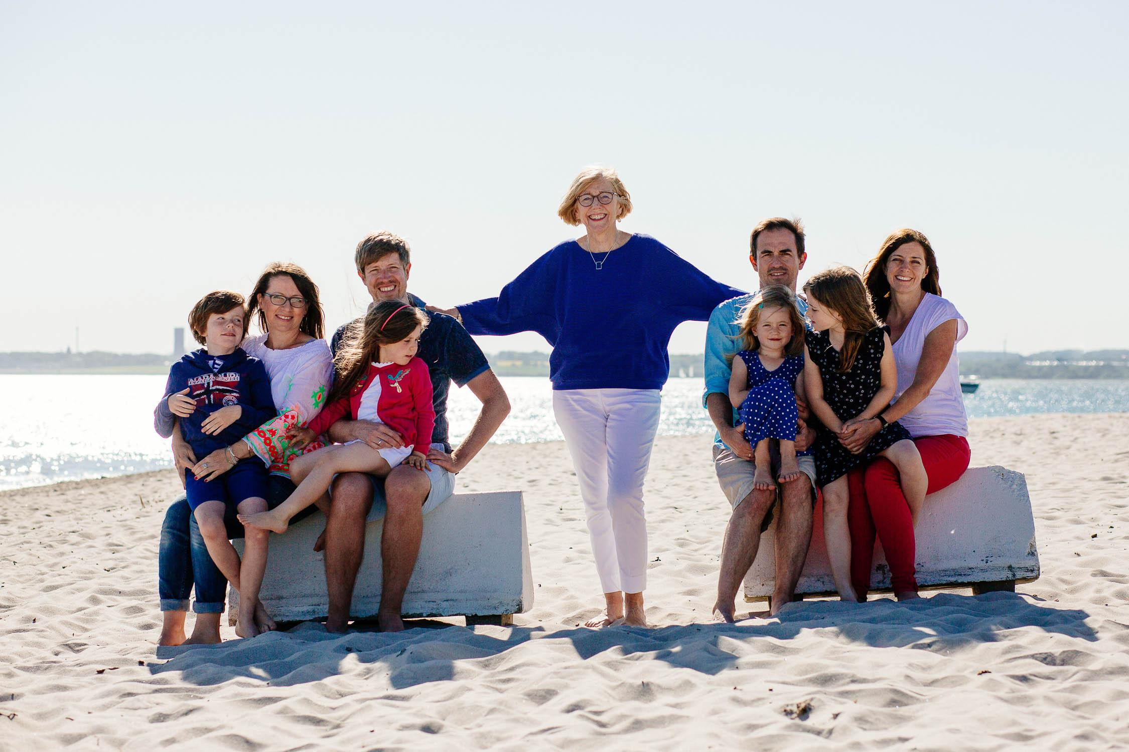 Familien Fotoshooting in Pelzerhaken 5