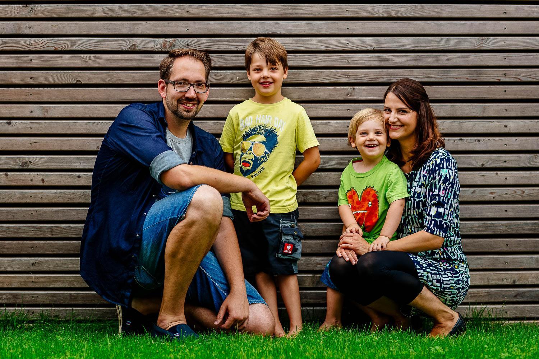 Familienbilder über die Jahre 22