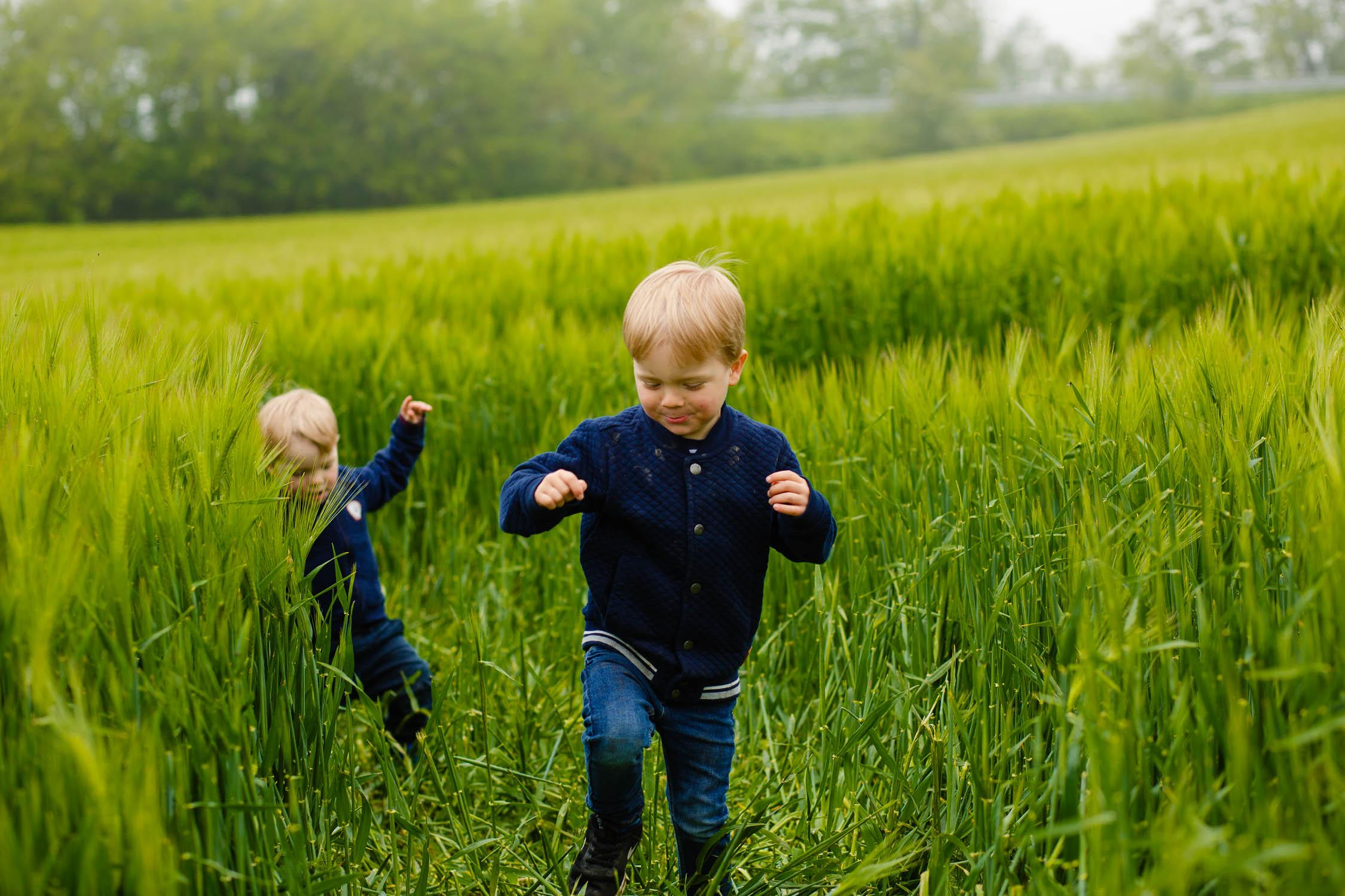 Babybauchshooting im Rapsfeld 26