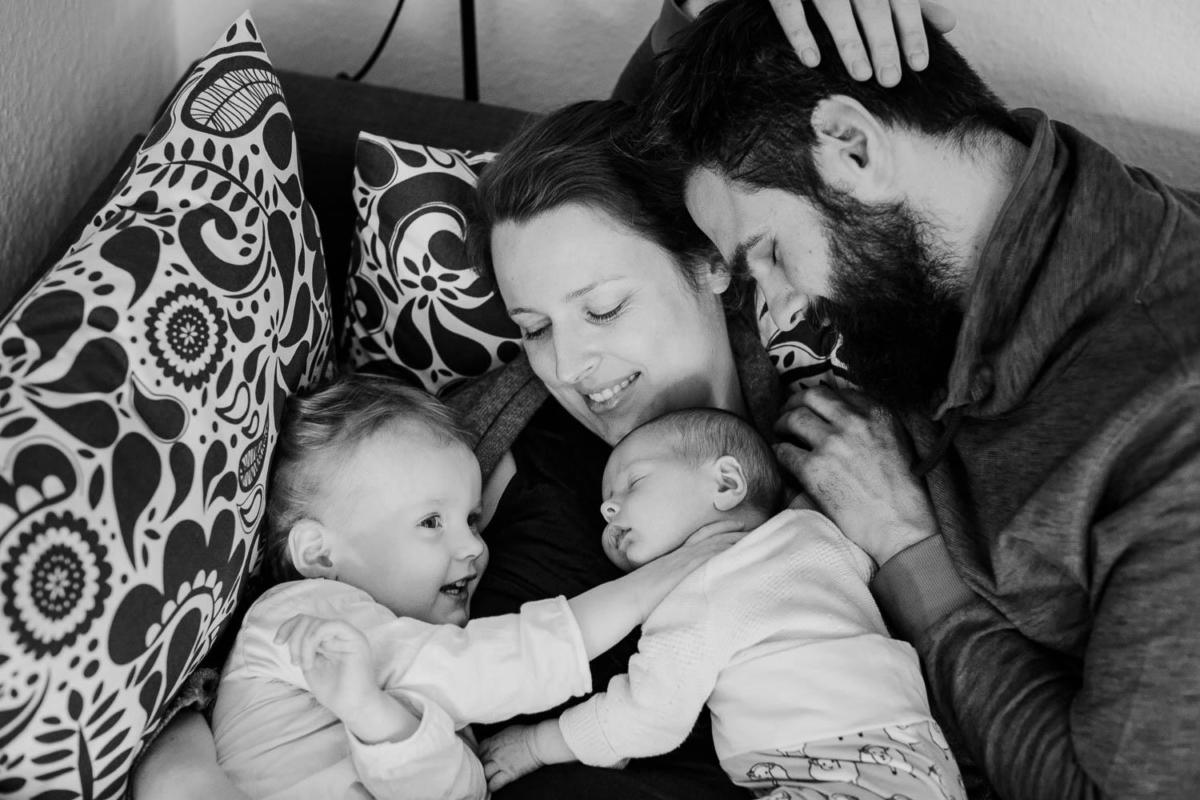 Baby Fotoshooting zuhause 24